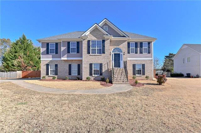 41 Meadowbridge Drive SW, Cartersville, GA 30120 (MLS #6654447) :: The Butler/Swayne Team