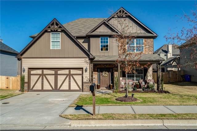 7 Hillshire Drive, Newnan, GA 30263 (MLS #6654455) :: Rock River Realty