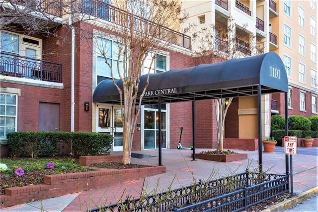 1101 Juniper Street NE #630, Atlanta, GA 30309 (MLS #6654456) :: Rock River Realty