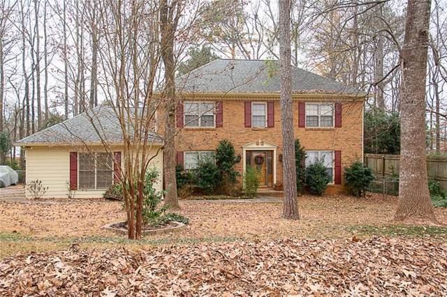 313 Regal Drive, Lawrenceville, GA 30046 (MLS #6654459) :: Charlie Ballard Real Estate