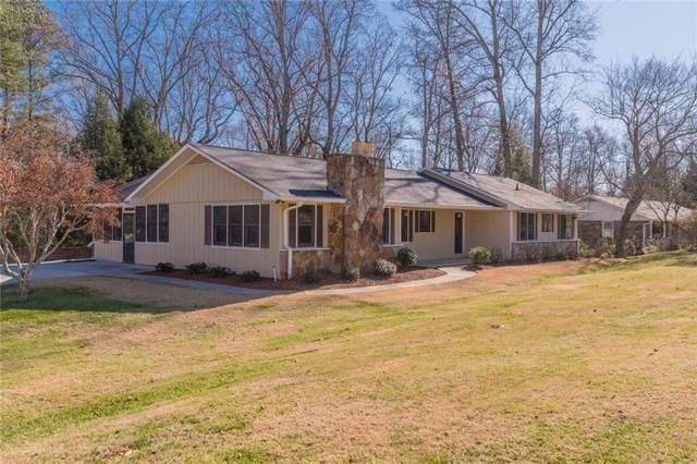 307 Mountain Brook Road, Cumming, GA 30040 (MLS #6654481) :: Rock River Realty