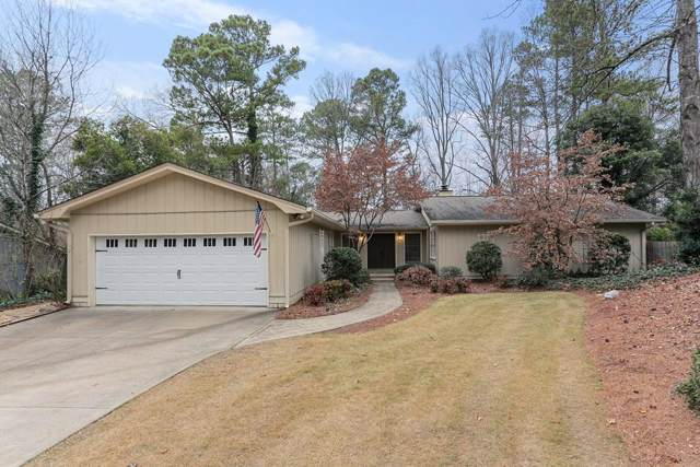5441 Willow Point Parkway, Marietta, GA 30068 (MLS #6654482) :: North Atlanta Home Team
