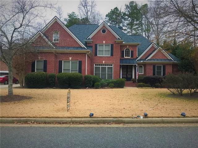 234 Cedarhurst Drive, Canton, GA 30115 (MLS #6654512) :: North Atlanta Home Team
