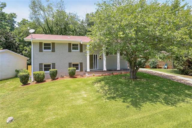 4003 Brookcrest Circle, Decatur, GA 30032 (MLS #6654532) :: RE/MAX Paramount Properties