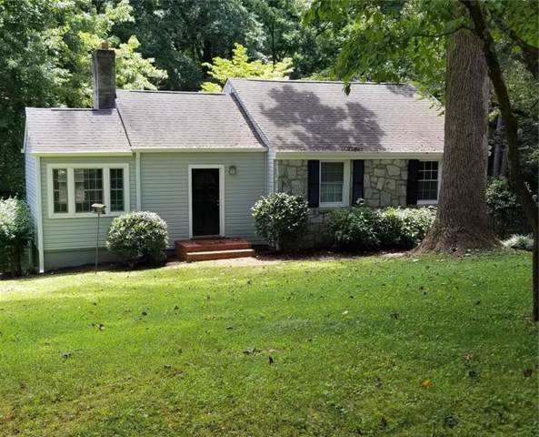 1208 Thomas Road, Decatur, GA 30030 (MLS #6654584) :: The Zac Team @ RE/MAX Metro Atlanta