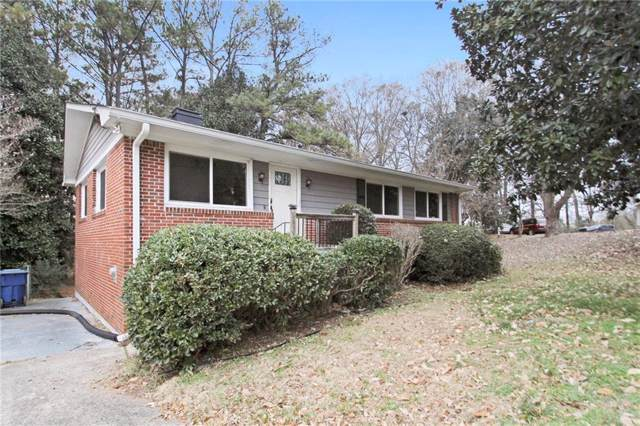 3975 Adamsville Drive SW, Atlanta, GA 30331 (MLS #6654589) :: North Atlanta Home Team