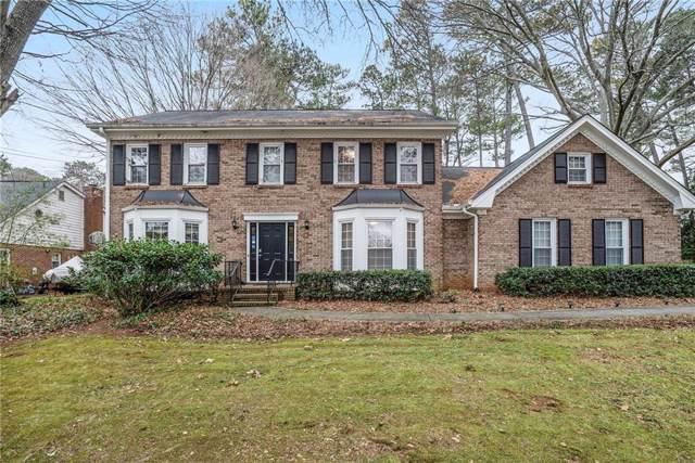 427 Brookshire Drive SW, Lilburn, GA 30047 (MLS #6654591) :: North Atlanta Home Team