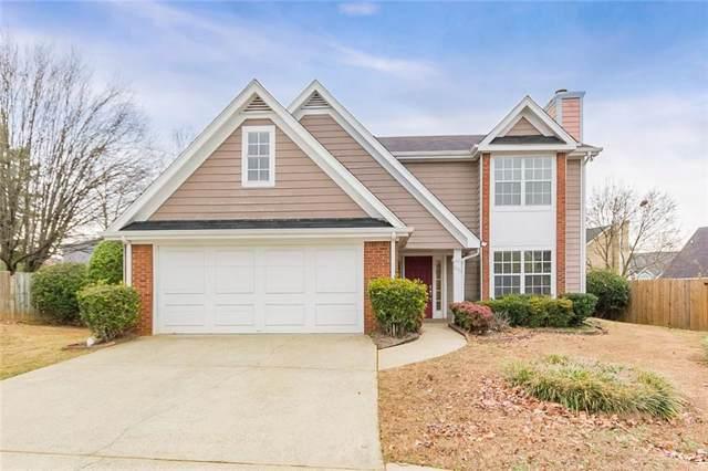 205 Summer Mist Court SW, Marietta, GA 30060 (MLS #6654592) :: Path & Post Real Estate