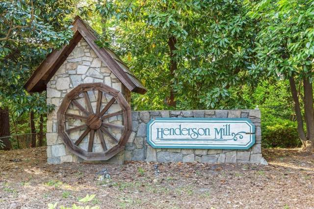 3220 Henderson Mill Road #1, Chamblee, GA 30341 (MLS #6654613) :: Path & Post Real Estate