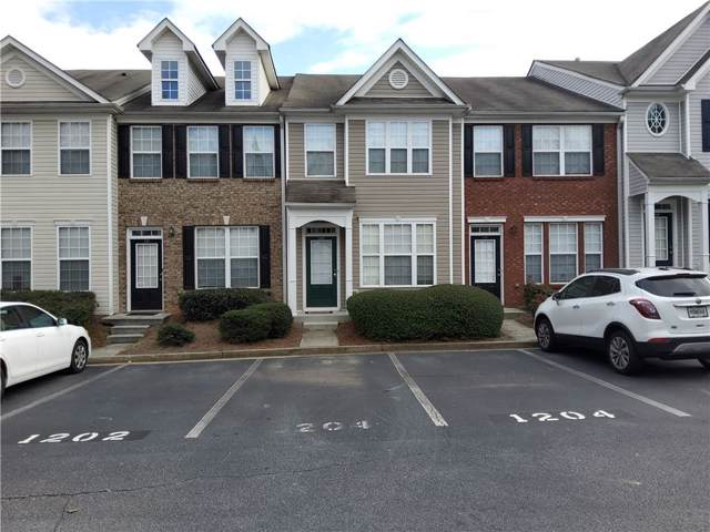 1204 Penhurst Way, Lawrenceville, GA 30043 (MLS #6654619) :: The Cowan Connection Team