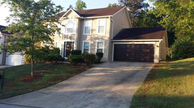 567 Watson Bay, Stone Mountain, GA 30087 (MLS #6654625) :: The Zac Team @ RE/MAX Metro Atlanta