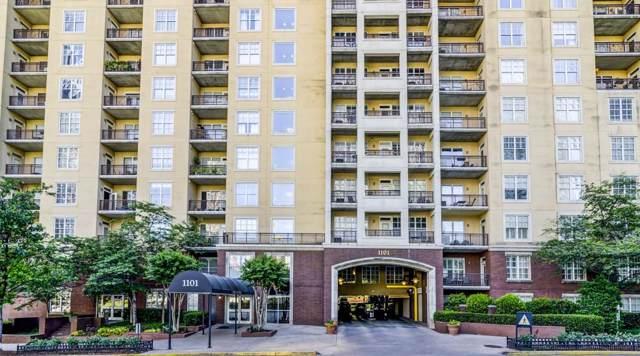 1101 Juniper Street NE #804, Atlanta, GA 30309 (MLS #6654627) :: RE/MAX Paramount Properties