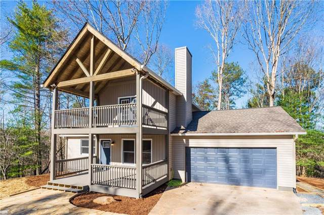 2283 Newport Drive, Ellijay, GA 30540 (MLS #6654629) :: North Atlanta Home Team