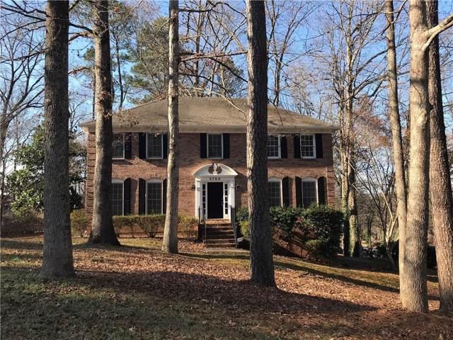 3756 Foxwood Road, Peachtree Corners, GA 30096 (MLS #6654637) :: North Atlanta Home Team