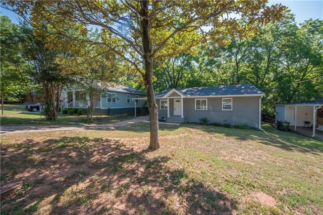 2146 Nelms Drive SW, Atlanta, GA 30315 (MLS #6654639) :: Rock River Realty