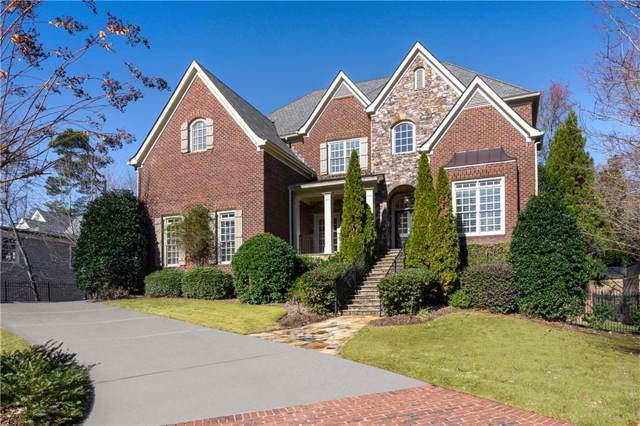 25 Brookside Walk, Atlanta, GA 30342 (MLS #6654640) :: North Atlanta Home Team