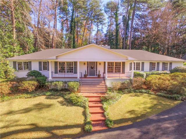 3341 Grant Valley Road NW, Atlanta, GA 30305 (MLS #6654644) :: RE/MAX Prestige