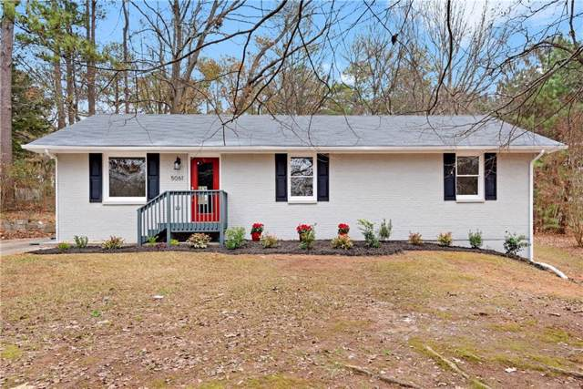 5061 S Cobb School Road SW, Mableton, GA 30126 (MLS #6654685) :: North Atlanta Home Team