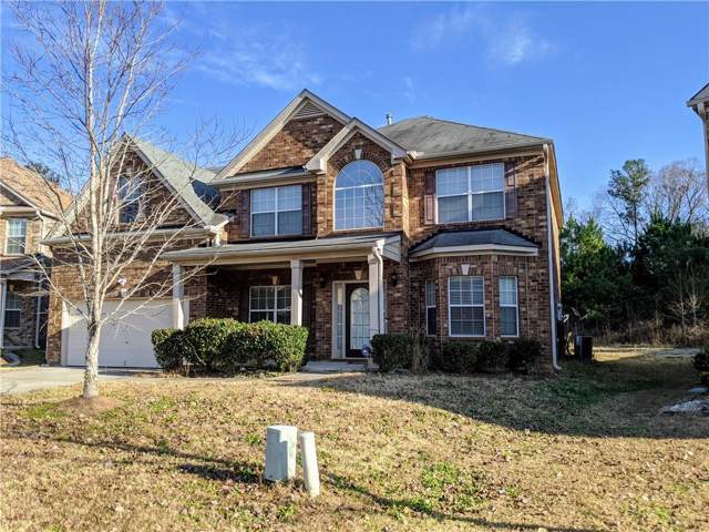 4128 Butternut Place, Atlanta, GA 30349 (MLS #6654694) :: North Atlanta Home Team