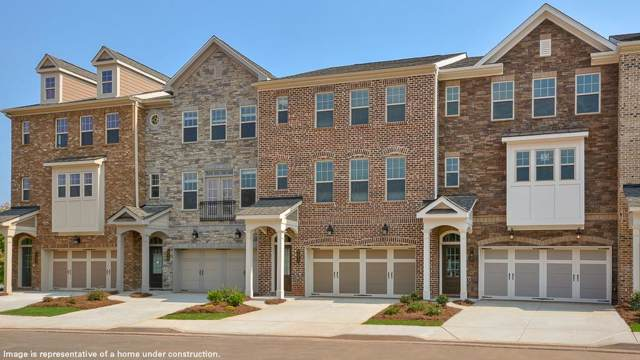 5721 Terrace Bend Place #17, Peachtree Corners, GA 30092 (MLS #6654698) :: North Atlanta Home Team
