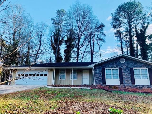 4576 Lincoln Way SW, Lilburn, GA 30047 (MLS #6654753) :: North Atlanta Home Team