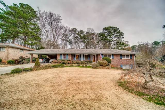 1470 Compton Drive SW, Mableton, GA 30126 (MLS #6654797) :: North Atlanta Home Team
