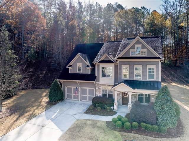 517 Twilley Ridge Road SW, Smyrna, GA 30082 (MLS #6654811) :: North Atlanta Home Team
