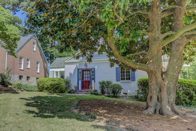 404 Princeton Way NE, Atlanta, GA 30307 (MLS #6654813) :: Path & Post Real Estate