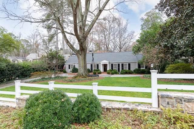 3048 Rhodenhaven Drive NW, Atlanta, GA 30327 (MLS #6654849) :: The Heyl Group at Keller Williams