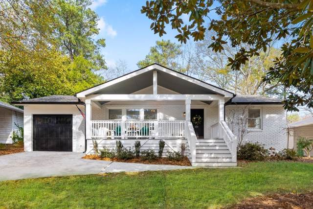 1568 Grant Drive NE, Brookhaven, GA 30319 (MLS #6654882) :: North Atlanta Home Team