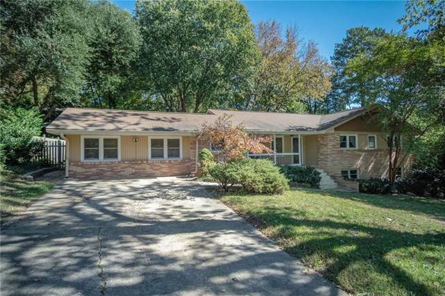 1801 Timothy Drive NE, Atlanta, GA 30329 (MLS #6654894) :: Path & Post Real Estate