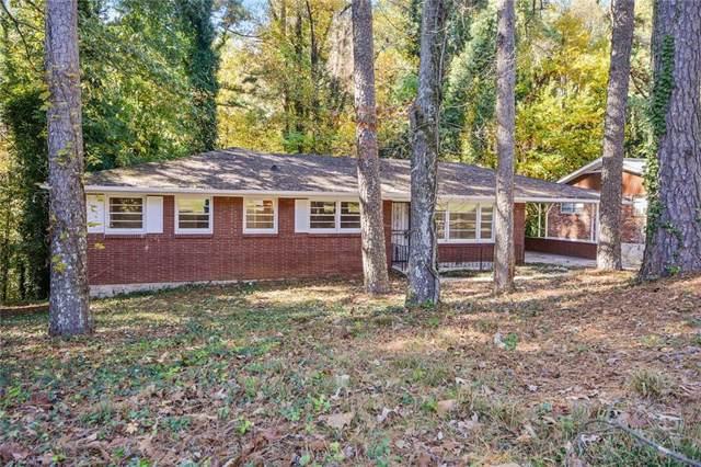 1861 Idlewood Drive, East Point, GA 30344 (MLS #6654929) :: North Atlanta Home Team