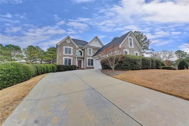405 Thomas Drive, Loganville, GA 30052 (MLS #6654935) :: North Atlanta Home Team