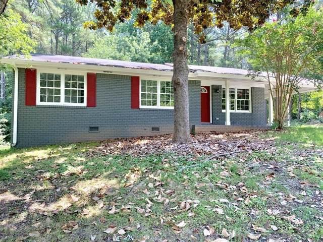 121 Pine Forest Drive, Dallas, GA 30157 (MLS #6654939) :: North Atlanta Home Team