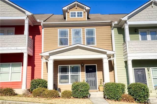 1810 Brookside Lay Circle, Norcross, GA 30093 (MLS #6654940) :: North Atlanta Home Team