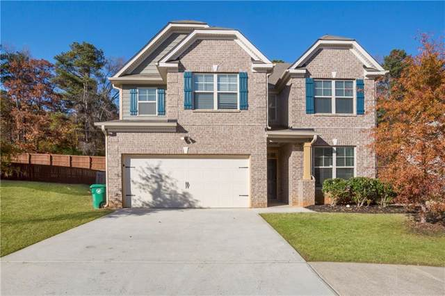 3616 Sycamore Bend, Decatur, GA 30034 (MLS #6654972) :: The Justin Landis Group