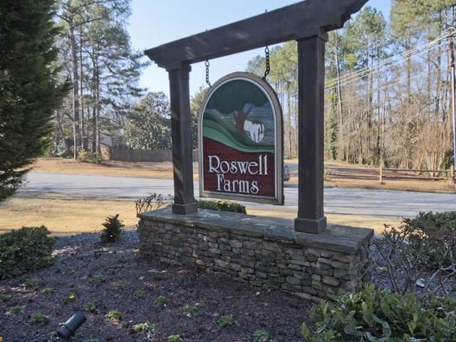 135 Roswell Farms Court, Roswell, GA 30075 (MLS #6654981) :: The Realty Queen Team