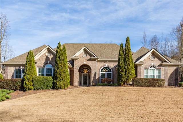 2975 Rice Creek Court, Jefferson, GA 30549 (MLS #6655025) :: Dillard and Company Realty Group