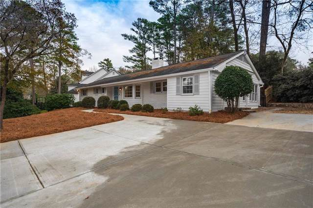 3129 E Wood Valley Road NW, Atlanta, GA 30327 (MLS #6655076) :: North Atlanta Home Team