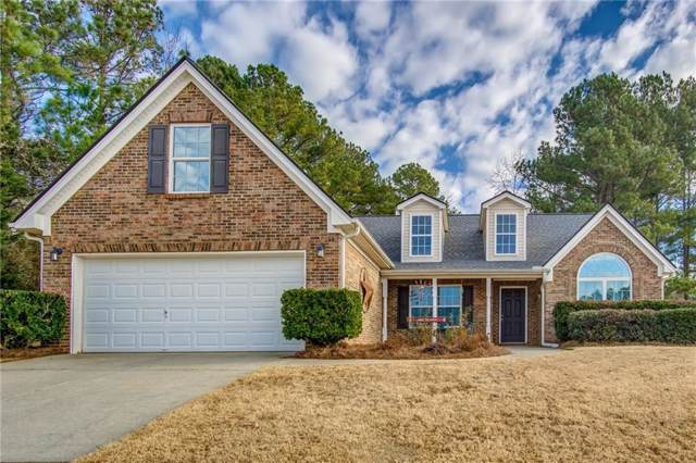 1470 Jefferson Station Road, Jefferson, GA 30549 (MLS #6655082) :: North Atlanta Home Team
