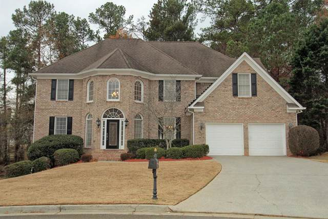 2663 Winsley Place, Duluth, GA 30097 (MLS #6655090) :: The Cowan Connection Team