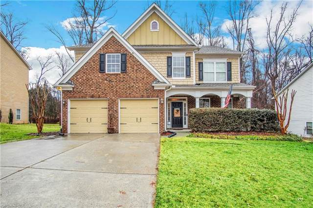 4092 Duran Lane, Auburn, GA 30011 (MLS #6655093) :: Charlie Ballard Real Estate