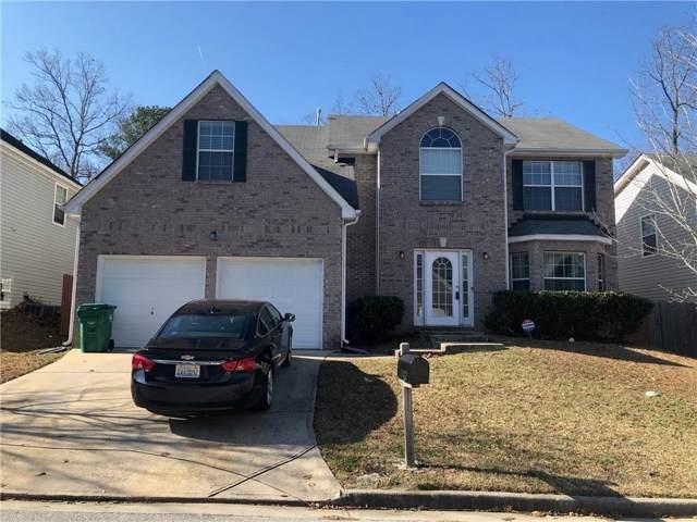 3833 Micah Lane, Ellenwood, GA 30294 (MLS #6655096) :: Keller Williams Realty Cityside