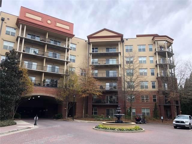 200 River Vista Drive #512, Atlanta, GA 30339 (MLS #6655102) :: RE/MAX Prestige