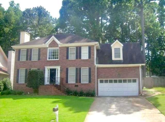 985 Meadowsong Circle, Lawrenceville, GA 30043 (MLS #6655104) :: The Cowan Connection Team