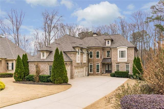 1274 Cobblemill Way NW, Kennesaw, GA 30152 (MLS #6655115) :: John Foster - Your Community Realtor