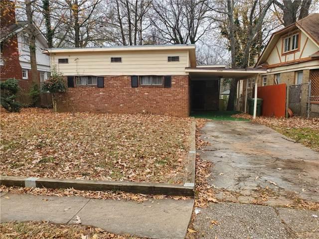 1384 Donnelly Avenue SW, Atlanta, GA 30310 (MLS #6655120) :: North Atlanta Home Team