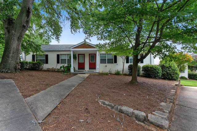 1545 Stone Gate Lane SE, Atlanta, GA 30317 (MLS #6655129) :: North Atlanta Home Team