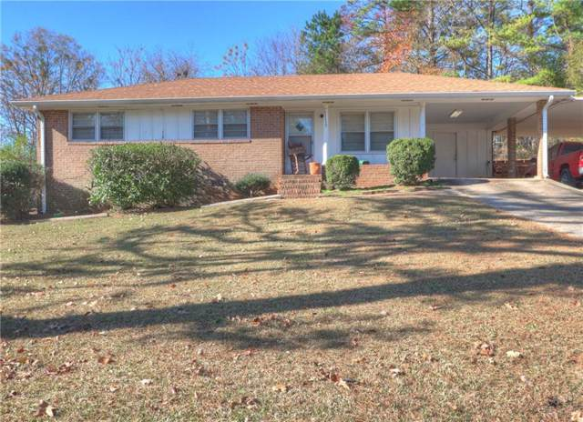 8154 Maple Drive SW, Covington, GA 30014 (MLS #6655131) :: North Atlanta Home Team
