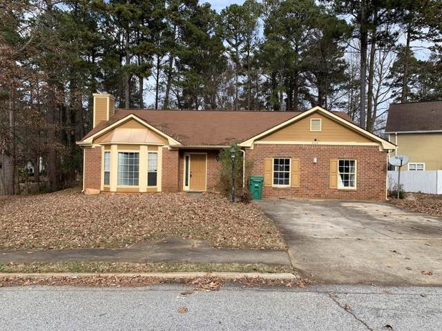 6528 Battery Point, Stone Mountain, GA 30087 (MLS #6655132) :: The Zac Team @ RE/MAX Metro Atlanta